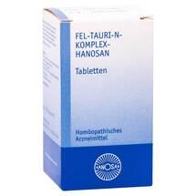 Produktbild Fel Tauri N Komplex Hanosan Tabletten