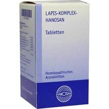 Produktbild Lapis Komplex Hanosan Tabletten