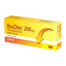 Produktbild Ibudex 200 mg Filmtabletten