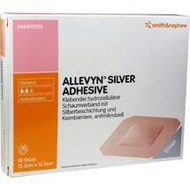 Produktbild Allevyn Silver Adhesive 12,5x12,5 cm Verband