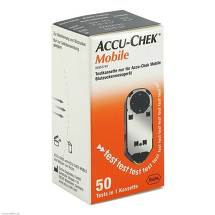 Produktbild Accu Chek Mobile Testkassette