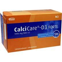 Produktbild Calcicare D3 forte Brausetabletten