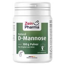Produktbild Natural D-Mannose Powder