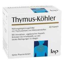 Produktbild Thymus Köhler Kapseln