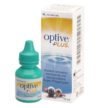 Produktbild Optive Plus Augentropfen