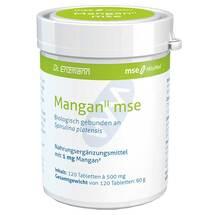 Produktbild Mangan II Mse Tabletten