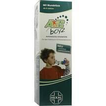 Aerochamber Hexal boyz mit Mundstück für Jungen