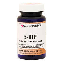 Produktbild 5-Htp 50 mg GPH Kapseln