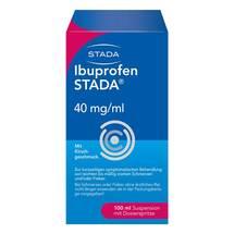 Ibuprofen STADA 40 mg / ml Suspension zum Einnehmen