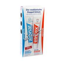 Produktbild Aronal / Elmex Doppelschutz Zahnpasta