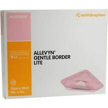 Produktbild Allevyn Gentle Border Lite 10x10 cm Schaumverband