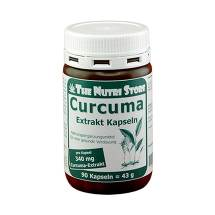 Produktbild Curcuma 340 mg Extrakt Kapseln
