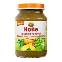 Holle Spinat mit Kartoffeln