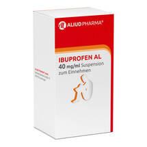 Ibuprofen AL 40 mg / ml Suspension zum Einnehmen