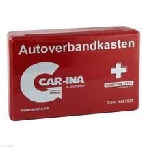 Produktbild Senada Car-Ina Autoverbandkasten rot