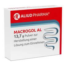 Produktbild Macrogol AL 13,7 g Pul.zur Herstellung e.Lösung zum Einnehmen