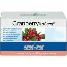 Produktbild Cranberry Menssana Kapseln