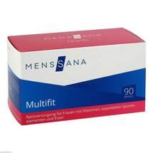 Produktbild Multifit Menssana Kapseln