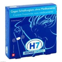 Produktbild H7 Insomnia Control Pflaster