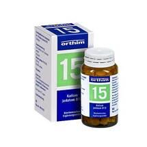 Biochemie Orthim 15 Kalium jodatum D 12 Tabletten