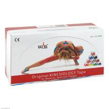 Kinesiologie Tape 5 cm x 5 m rot
