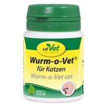 Wurm-o-Vet Katze