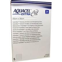 Produktbild Aquacel Ag Extra 20x30 cm Kompressen