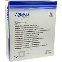 Produktbild Aquacel Foam adhäsiv 10x10 cm Verband
