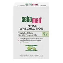 Produktbild Sebamed Intim Waschlotion pH 6,8 für d.Frau ab 50