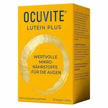Produktbild Ocuvite Lutein Plus Kapseln