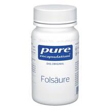 Produktbild Pure Encapsulations Folsäure Kapseln