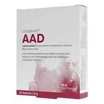 Produktbild Lactobact AAD magensaftresistente Kapseln
