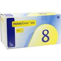 Produktbild Novofine 8 Kanülen 0,30x8 mm 30 G