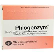 Phlogenzym Filmtabletten