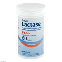 Produktbild Lactase 6000 FCC Kapseln