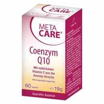 Produktbild Meta Care Coenzym Q10 Kapseln