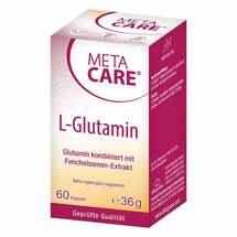 Produktbild Meta Care L-Glutamin Kapseln