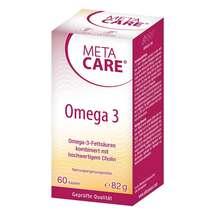 Produktbild Meta Care Omega 3 + Kapseln
