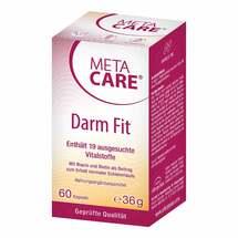 Produktbild Meta Care darmfit Kapseln