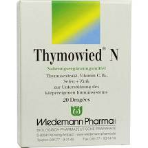 Produktbild Thymowied N Dragees