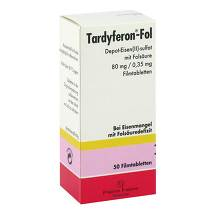 Produktbild Tardyferon-Fol Depot-Eisen(II)-sul.mit Fols.Filmtab.