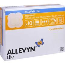 Produktbild Allevyn Life 10,3x10,3 cm Verband