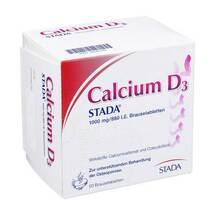 Calcium D3 STADA 1000 mg / 880 I.E. Brausetabletten