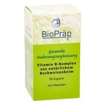 Produktbild Natürliche Vitamin B-Komplex Kapseln