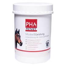 PHA Muskel & Leistung für Pferde Pulver