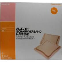 Produktbild Allevyn Schaumverband 22x23 cm haftend