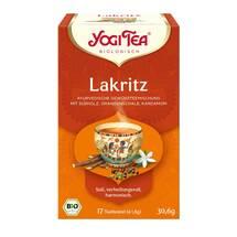 Produktbild Yogi Tea Lakritz Bio
