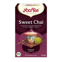 Produktbild Yogi Tea Sweet Chai Bio