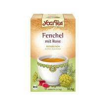 Yogi Tea Fenchel Rose Bio
