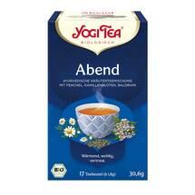 Produktbild Yogi Tea Abend Tee Bio